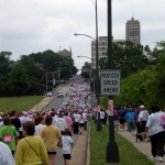Race for the Cure 2008 - More participants