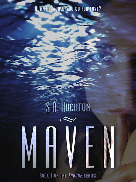 Maven, by S.A. Huchton. Available on June 3rd, 2013
